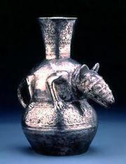 Aryballos Inca