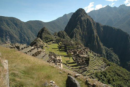 Machu Picchu, Inca's Lost City -The Ancient World